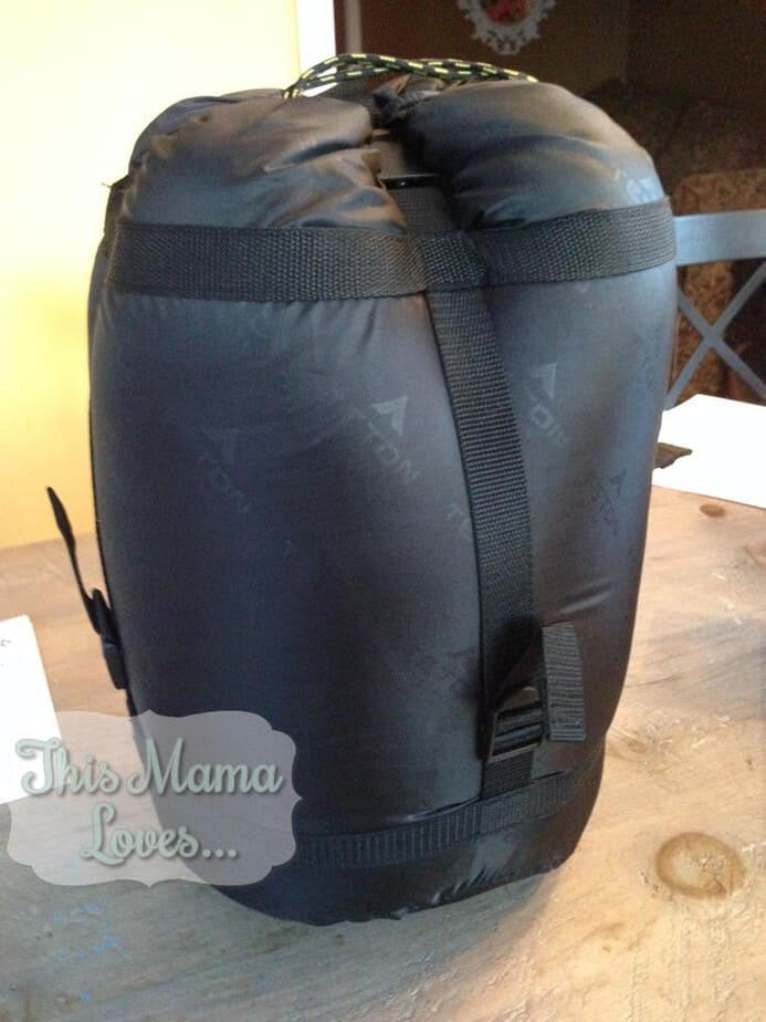 Fahrenheit Regular Sleeping bag Teton Sports