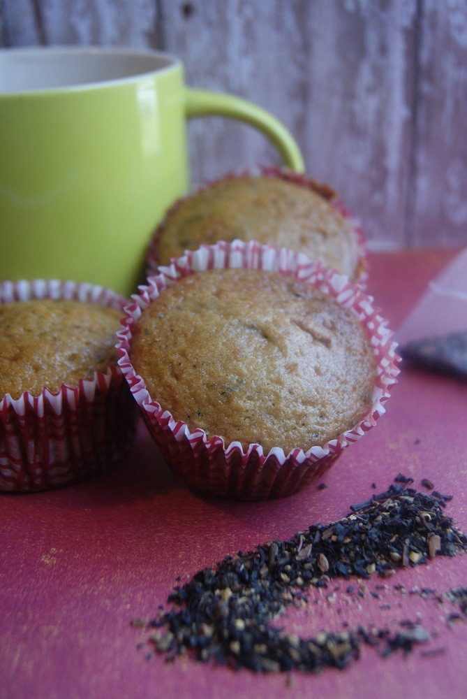chai apple muffin recipe