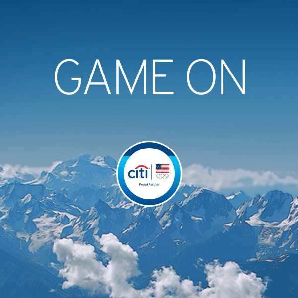 citi-game-on-#everystep-#olympics