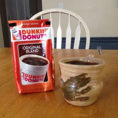 Five things I love #DunkinMugUp