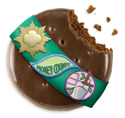 girl scout cookie weekend thin mint