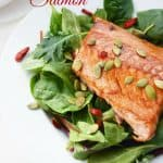 honey glazed salmon weight watchers recipe