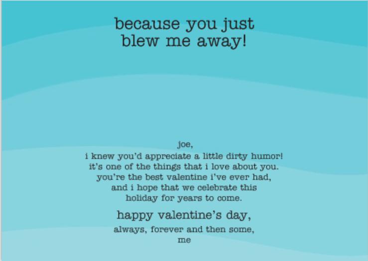 hubby valentine inside