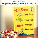 one fish two fish dr seuss birthday