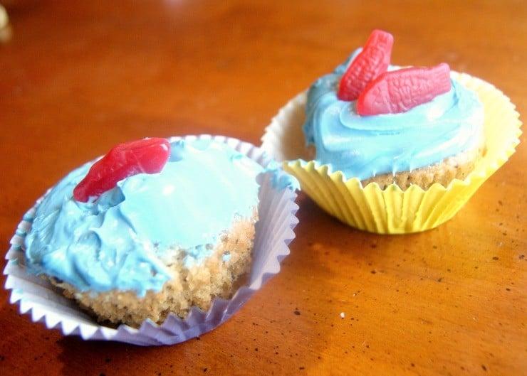 onefishtwofish cupcakes