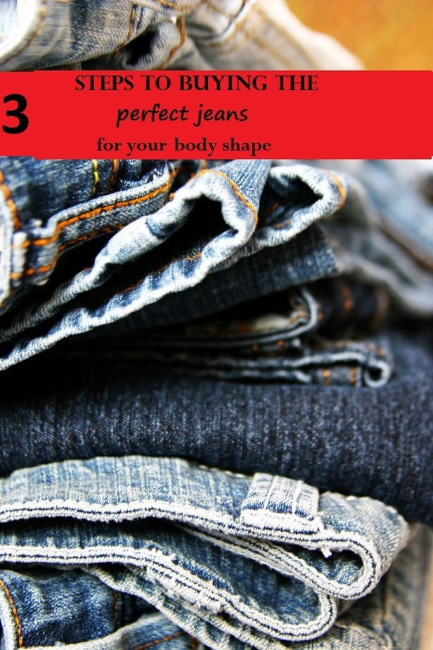 perfect jeans for your body shape