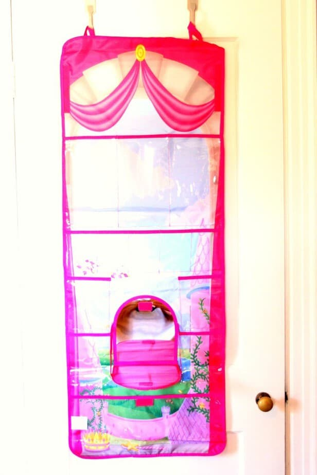 toytainer over door girls room