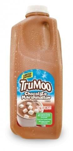 trumoo chocolate marshmallow #trumoo