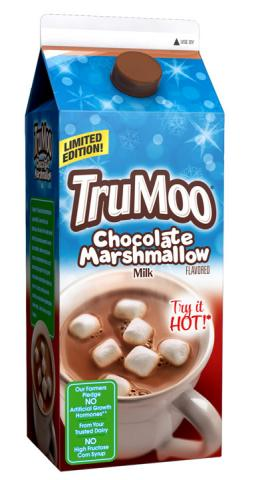 trumoo chocolate marshmallow