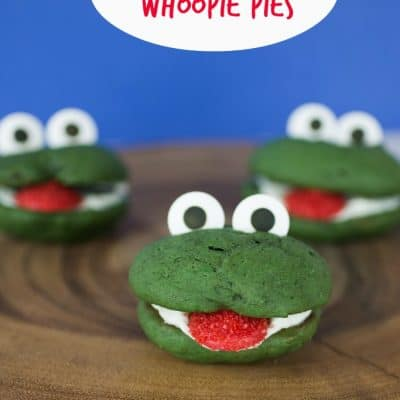 Kermit the Frog Whoopie Pie Recipe