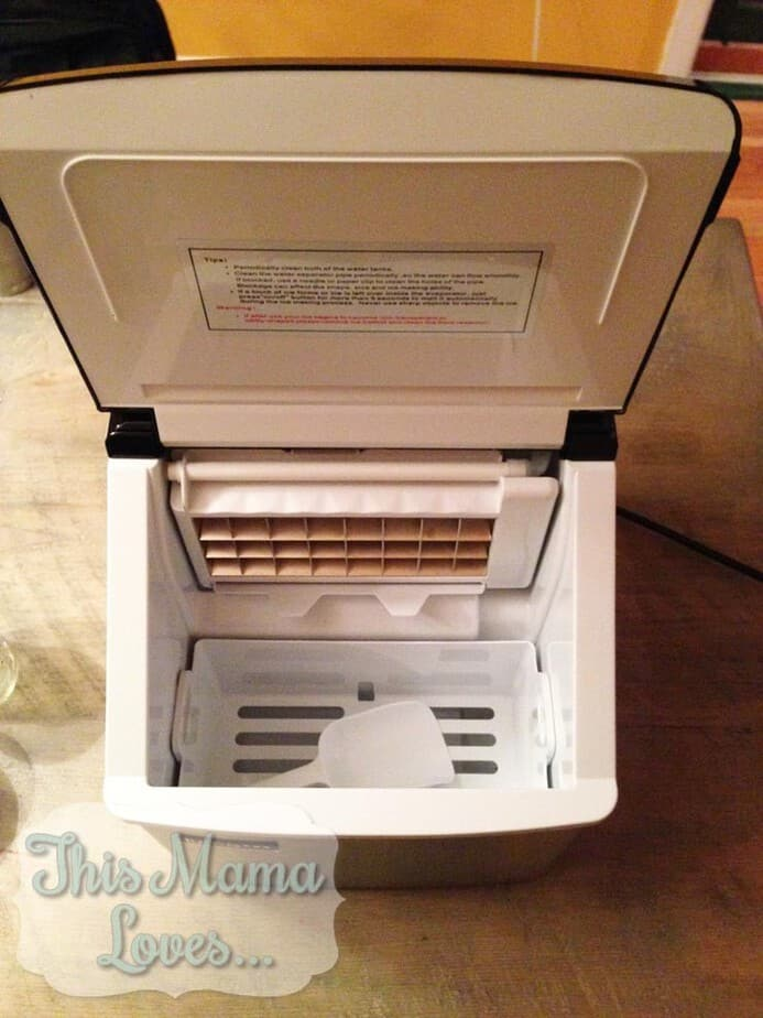 ice maker for camping