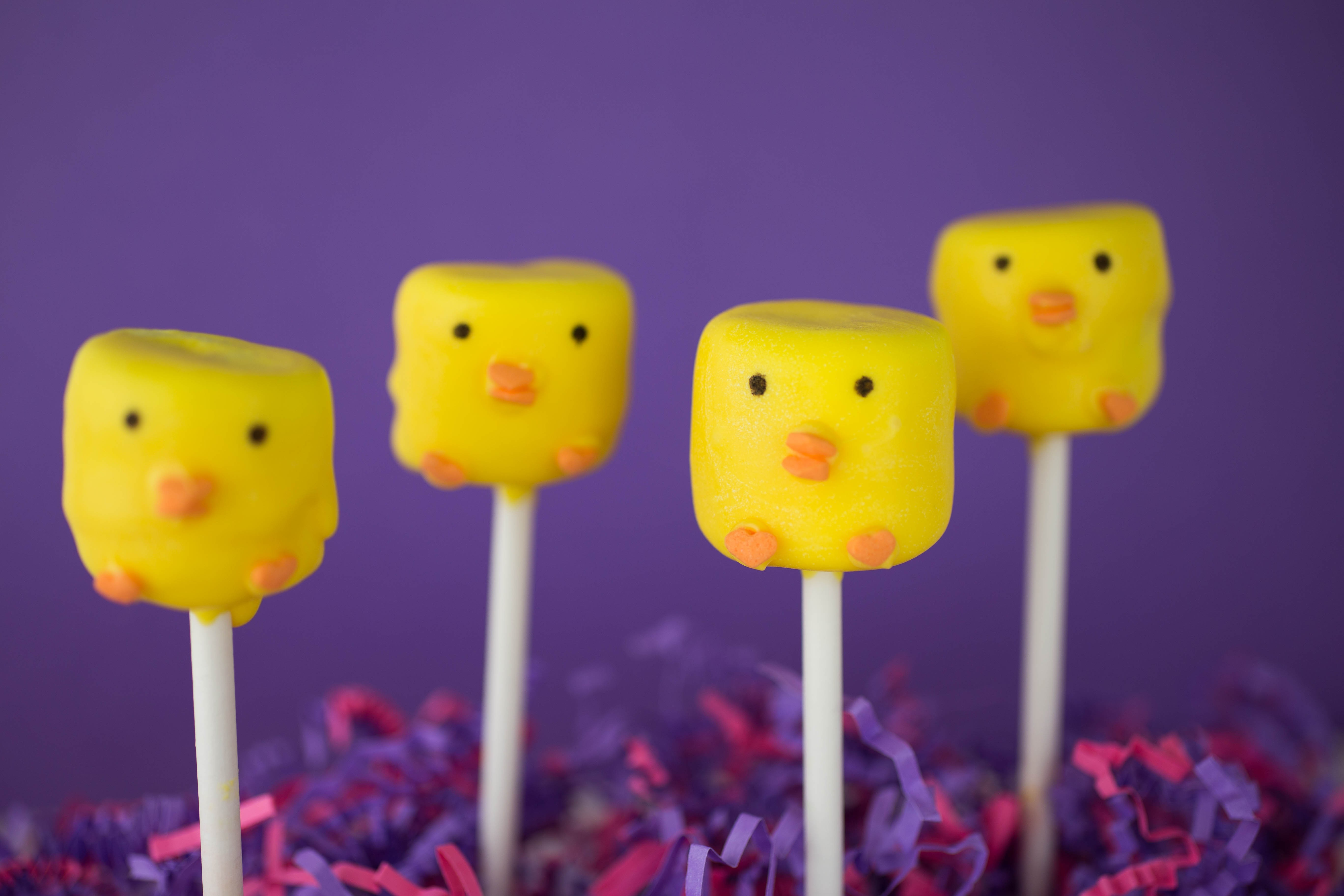 Peeps Marshmallow Chicks Candy - Blue: 10-Piece Pack ...