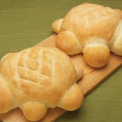 Turtle Bread Vegan Bread Recipe