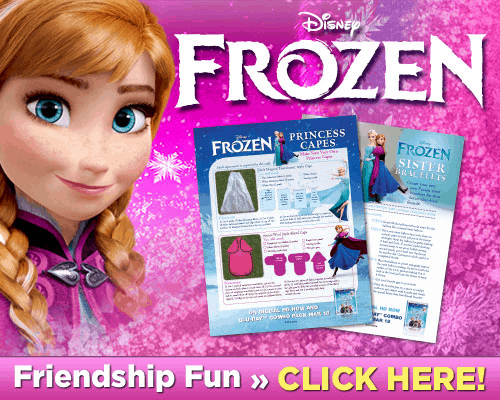 frozen fun activities