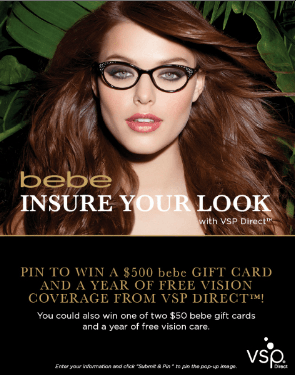 insure your look sweepstakes