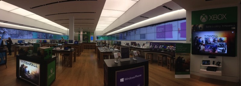 microsoft store farmington ct
