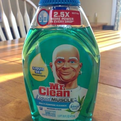 Worst part of cleaning the house?  #MrCleanMorePower
