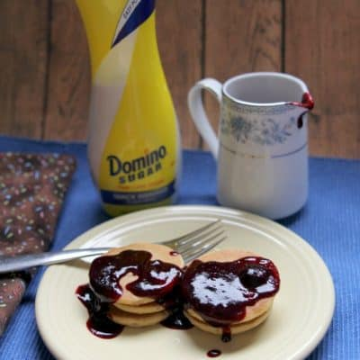 Simple Blueberry Syrup Recipe