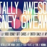 totally awesome disney giveaway