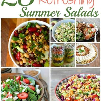 25 Refreshing Summer Salad Recipes