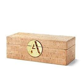 cork jewelry box