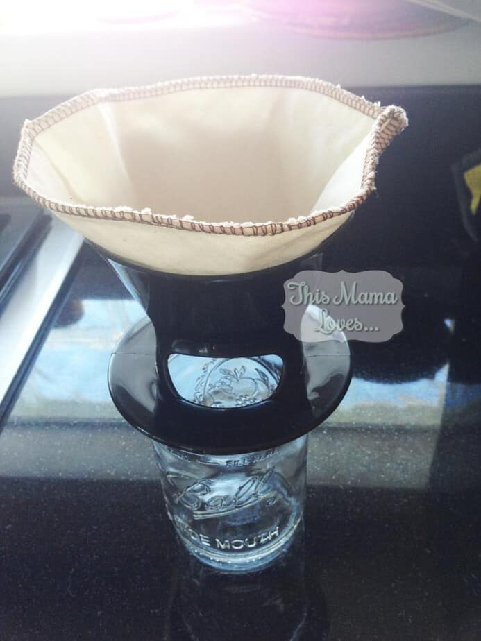 drip brew 1 cup coffee