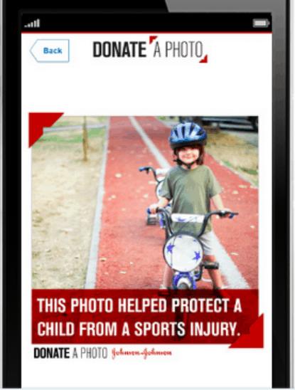 donate a photo