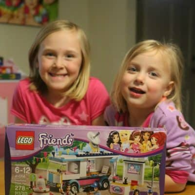 LEGO Friends Building Toys for Girls #LEGOFriendsCGC #CleverGirls
