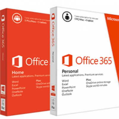 Say Hello to Office 365 Personal