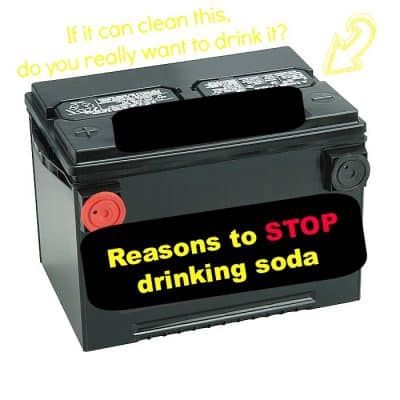 10 Reasons to stop drinking soda #goH20