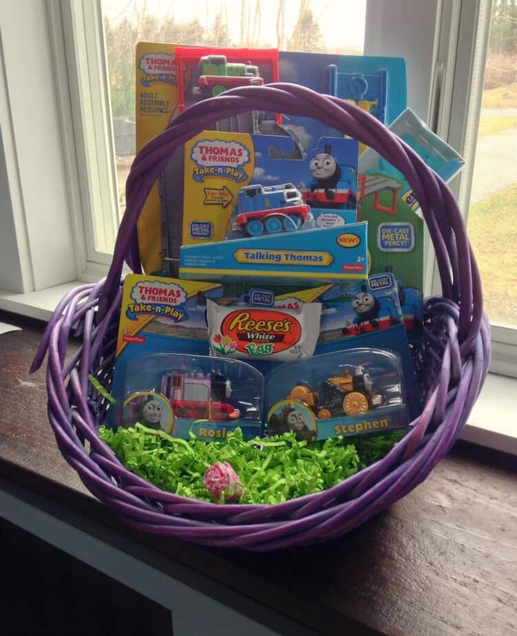 thomasrewards basket