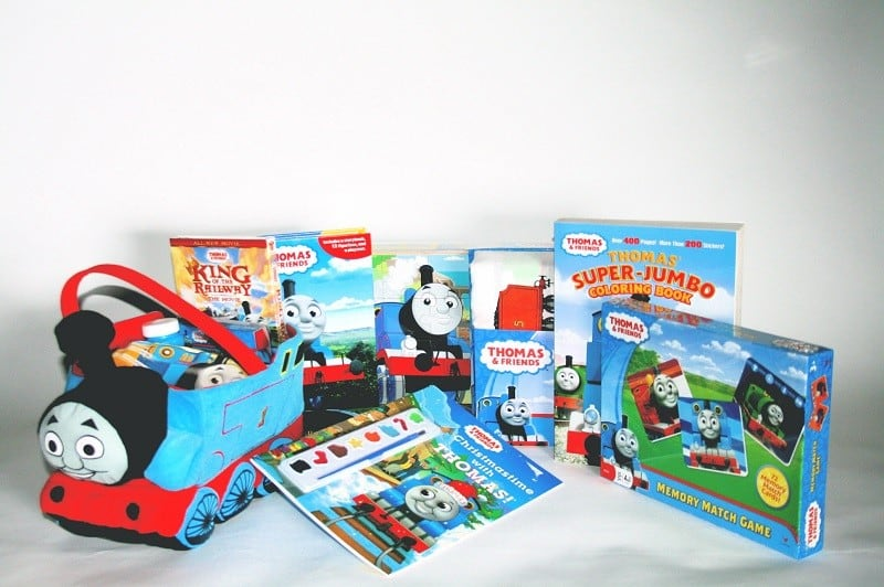 thomasrewards starter set prize pack