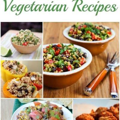 25 Hearty Vegetarian Recipes