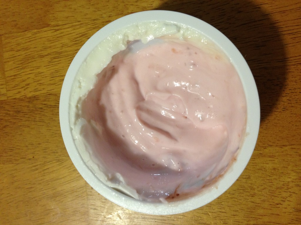 yoplait greek strawberry