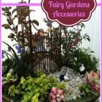 Must Have Fairy Garden Accessories