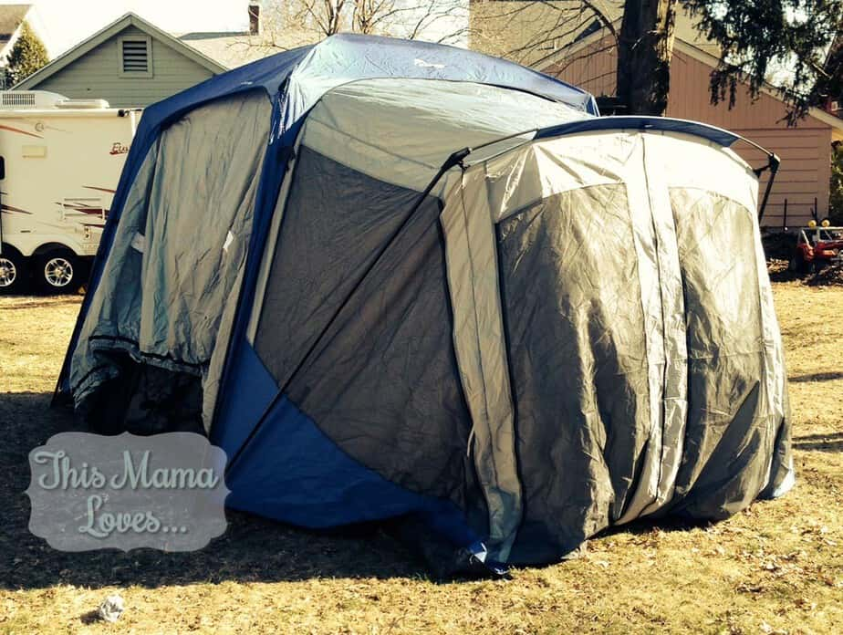 tent with screen room & Family Tent - Sleeps 6 - 10 People | This Mama Loves