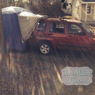 Family Tent – Sleeps 6 – 10 People