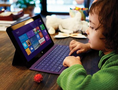 Ad free searches + Free Surface Tablets for schools! #adfreesearch #bingclassroom