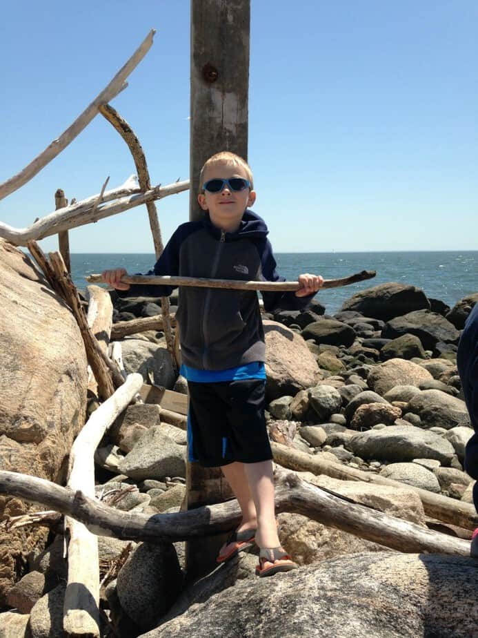 exploring-hammonasset-beach-#SiennaDiaries