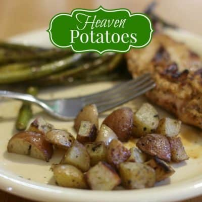 Grilled Potato Recipe: Heaven Potatoes