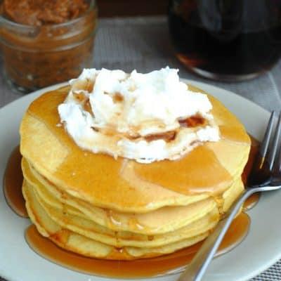 Pumpkin Recipe: Pumpkin Butter and Pancakes