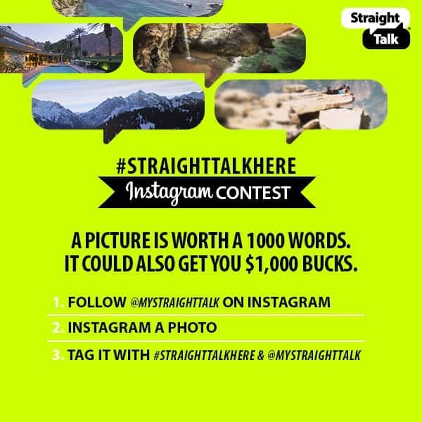 straighttalkhere contest