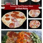 summer-food-recipe-ideas-grilled-pizza
