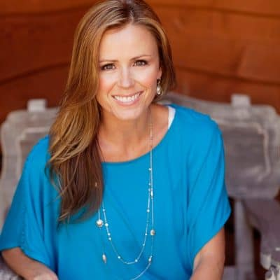 Trista Sutter on family, gratitude and the great outdoors