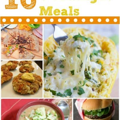 10 Easy Weeknight Meals