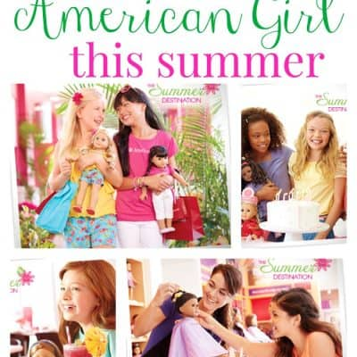 4 reasons to visit American Girl Stores this summer