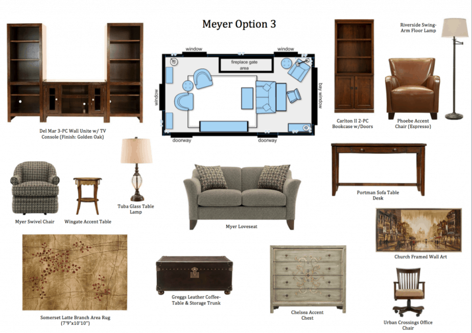 Option 3 Meyer Choice Board