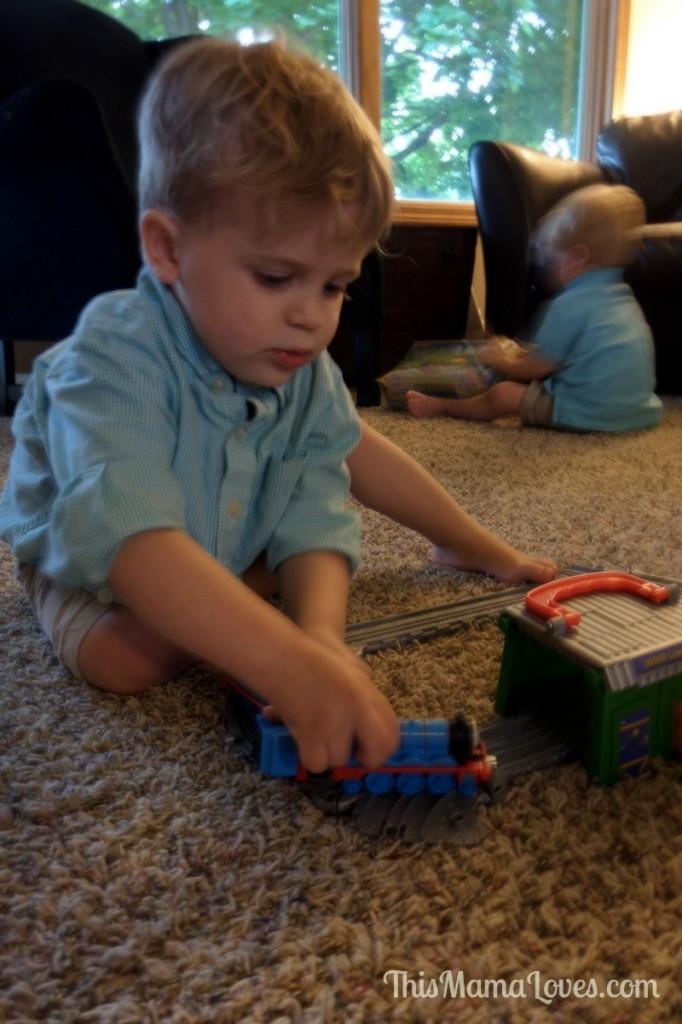 Thomas post 2