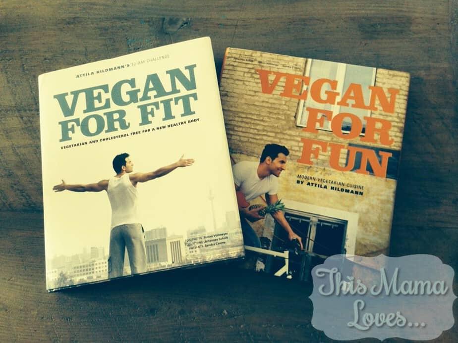 Atilla Hildmann Vegan for fit