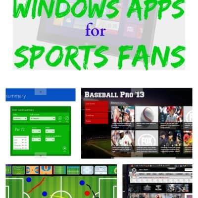 Best Windows Apps for Sports Fans